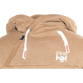 Nihil Kon Ba Sweat-shirt de survêtement Homme, orange coral